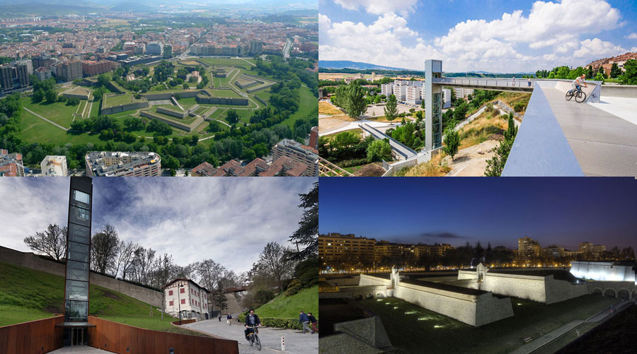 Evaluaci n de estrategias smart city pamplona smart urban regeneration - Pamplona centro historico ...