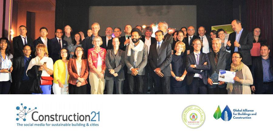 SUR, Premiado Por La Plataforma Internacional Construction21