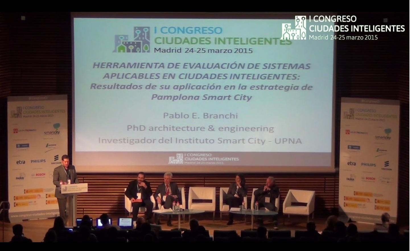 Artículo De SUR En El I Congreso Sobre Ciudades Inteligentes-Madrid 2015