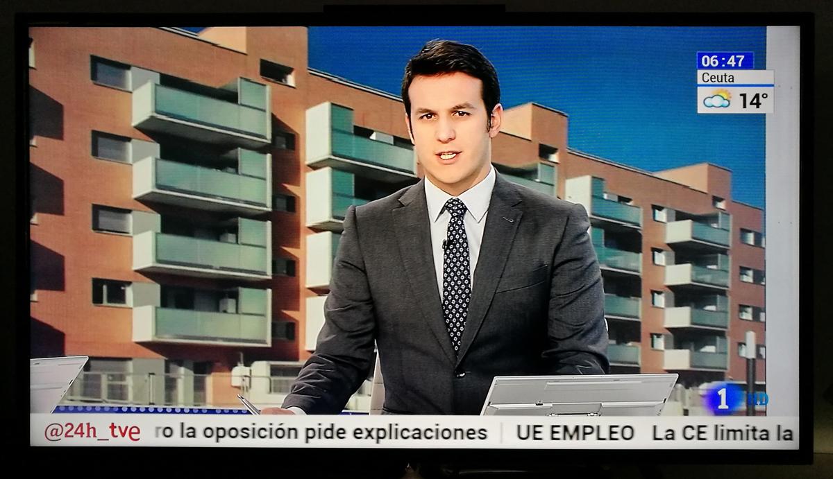 Las Viviendas De Artica En Televisión Española
