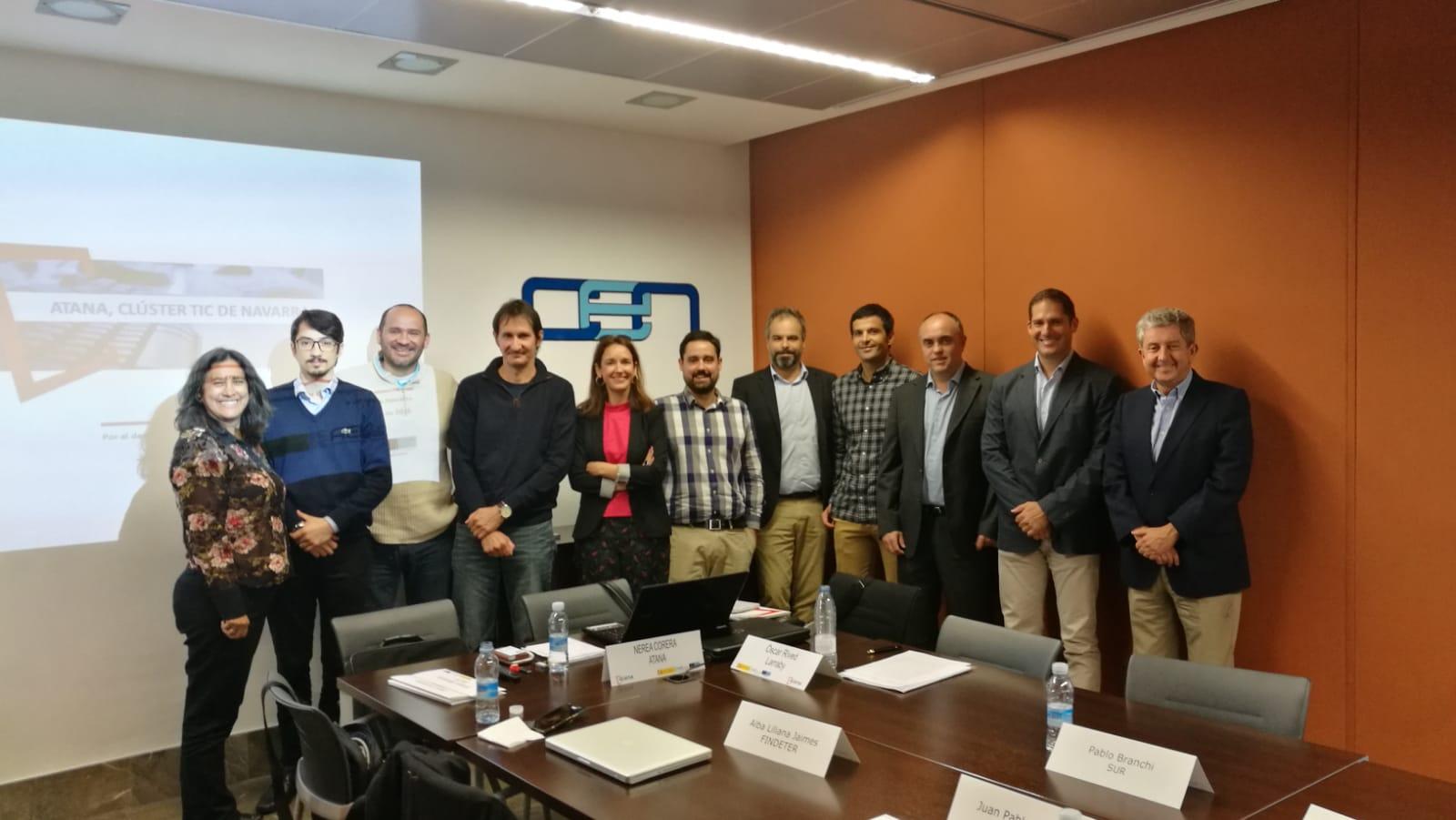 SUR Participa En Misión De Entidades Latinoamericanas A España A Través De ATANA
